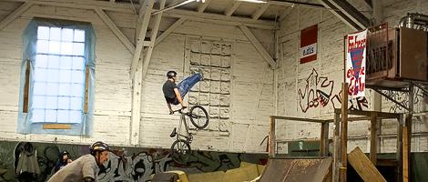BMX- und Skatehalle Rathenow